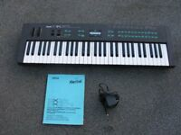 Vintage Yamaha DX 27 Synth