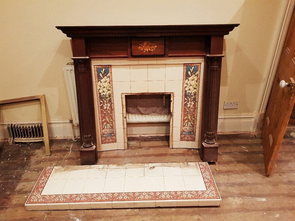 Fireplace surroundsin Stockport, ManchesterGumtree - Fireplace surrounds for sale. Part of renovation no longer needed. Must be able to collect