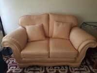 Two seater sofa and 2 armchairs - excellent condition!