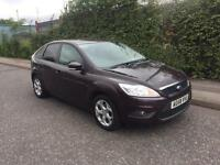 ***2009/58 FORD FOCUS 1.6 STYLE SERVICE HIST 1FORMER KEEPER RARE SPEC ALLOYS PRIVACY GLASS*** £2490!