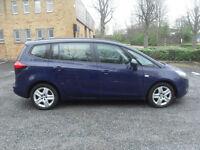 Vauxhall Zafira Exclusiv CDTi Auto Diesel 0% FINANCE AVAILABLE