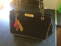 Genuine Paul's Boutique leather handbag