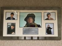 Doctor Who - Beautifully Framed Movie Art - Picture / Photograph / Collection / Montage - As New