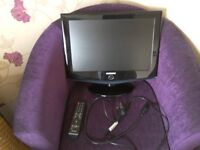 Used Samsung LE19R71B - 19inch LCD Television (Does Not have HDMI)