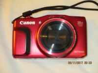 canon sx710 with box in brand new condition