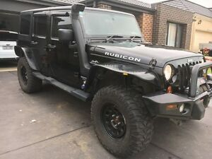 Jeep Wrangler Rubicon Doncaster East Manningham Area Preview