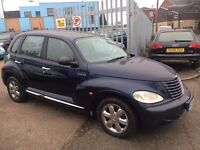 CHRYSLER PT CRUISER 2.0 LIMITED PRETROL HALF LEATHER SUNROOF 2004 DRIVE NICE