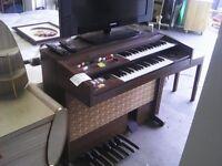 bargain Yamaha organ