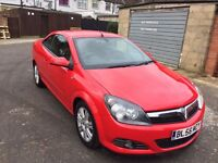 2007 Vauxhall Astra 1.6 i 16v Twin Top 2dr Warranted Low Mileage @07445775115@