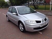 2007 Renault Megane extreme 1.4 , finance from ��20 a week , only 44,000 miles, astra , focus