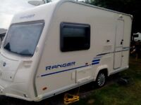 Bailey ranger 380/2 series 6