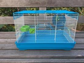 Small Rodent Enclosure (Hamsters and Rats etc Cage)