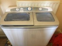Twin Tube Washing Machine