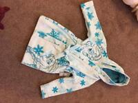 BNWT (Brand new with tags) Disney Store Frozen dressing gowns. Age 5-6 and Age 4.