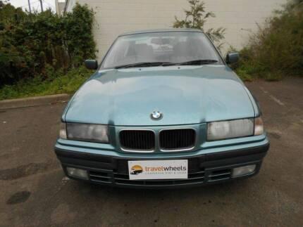 BMW 3 Series 1996 4 DOOR SEDAN Woolloomooloo Inner Sydney Preview