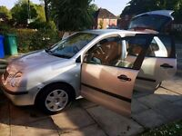 VW POLO- LOW MILEAGE