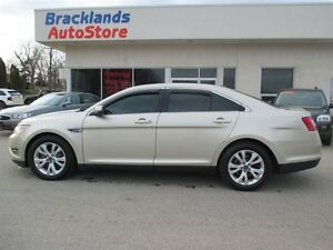 2010 Ford Taurus SEL-Leather& Navigation
