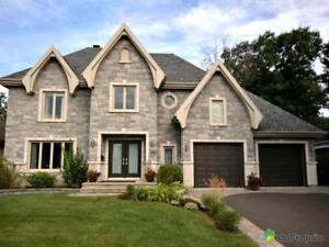 799 000$ - Maison 2 étages à vendre à St-Romuald