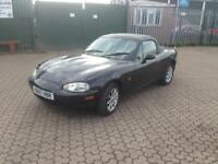 SPARES OR REPAIRS 99/V MAZDA MX5 2DR CONVERTIBLE £300 NO OFFERS