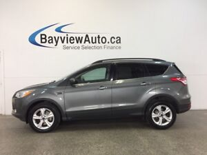 2014 Ford ESCAPE SE- ECOBOOST|4WD|HITCH|HTD STS|REV CAM|SYNC!