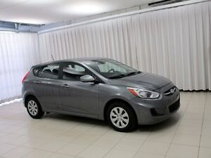 2015 Hyundai Accent 5DR HATCH -  DEALER MAINTAINED!