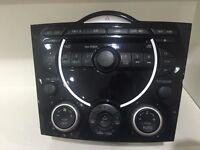 GENUINE MAZDA RX-8 RADIO STEREO 6 CD PLAYER AC HEATER CONTROLS P/N 14789562