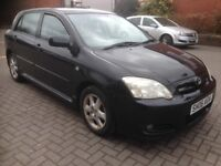 2006, TOYOTA COROLLA 1.4 COLOUR COLLECTION, 1 FORMER KEEPER