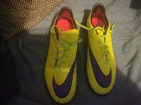 Nike Hypervenom indoor football boots