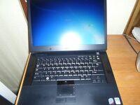Dell Latitude E6500 Core 2 Duo P8700 2.53GHz 4 GB RAM 160 GB HDD Webcam
