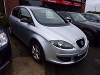 2008 SEAT ALTEA 1.6 REFERENCE SPORT, FSH, FULL MOT
