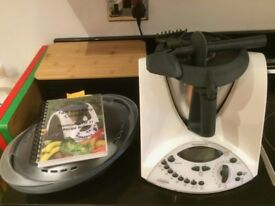 Thermomix TM31 with all accessories and original recipe book