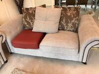 DFS Akasha 2 Seater Sofa