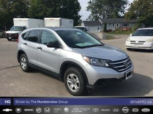 2014 Honda CR-V LX | NO ACCIDENTS |