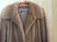 Fur coat - mink