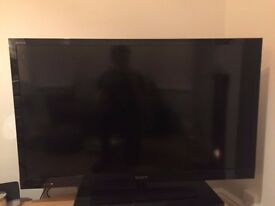 Sony 46 inch HD Television (LED & 3D)