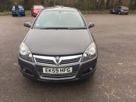 Vauxhall Astra SXI 1.6 petrol 1 Year MOT low milleage: 55520