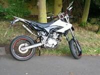 Yamaha wt125