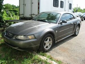 2004 Ford Mustang V6 Deluxe; Automatic A/C