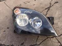 Vauxhall Astra Mk5 headlight