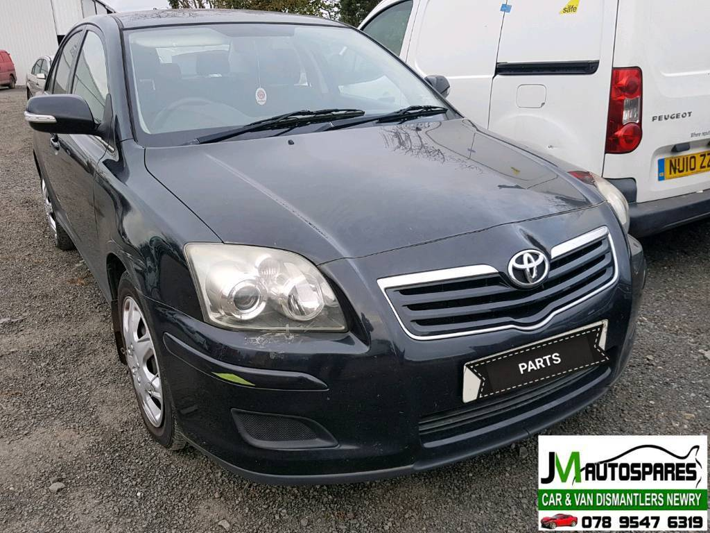 07 08 Toyota Avensis d4d ***PARTS AVAILABLE ONLY