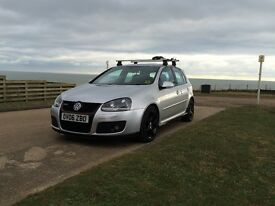 VW. Golf. Gti. 5 Door. Excellent body, paintwork, and interior.