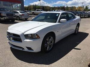2012 Dodge Charger R/T-AWD, LEATHER HEATED SEATS, SUNROOF