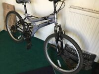 Unisex mountain bike 23in wheel, Dunlop ds special edition £65
