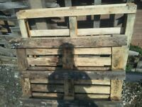 Free to collect 2 pallets free to collect