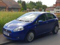 2009 Fiat Punto 1.4 Manual 5d Fully Loaded