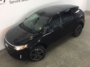 2014 Ford EDGE SEL- AWD|PANOROOF|HTD LTHR|NAV|REV CAM|SYNC!