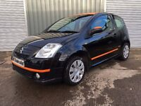 2006 CITREON C2 1.4 FURIO ***FULL YEARS MOT*** similar to polo clio corsa astra fiesta ka 206 micra