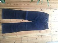 Dark Ladys Jeans uk 10 - tried once