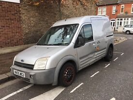 2005/55 ford transit connect 1.8 diesel spare or repair
