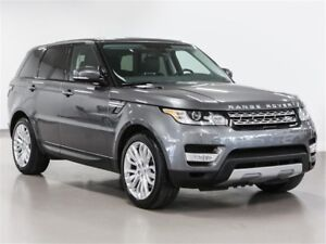 2015 Land Rover Range Rover Sport V6 HSE CERTIFIED 6years/160000